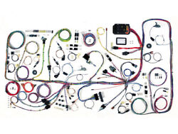 1966-77 Bronco Wiring Harness Update Kit Sport Ranger Ford New - Us Made