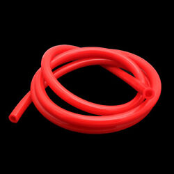 Red Food Grade Silicone Hose Flexible High Temp Beer Brew Milk Drink Tube