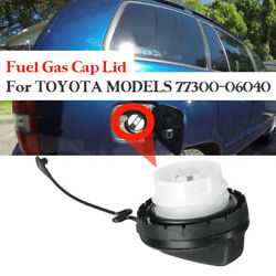 Us Fits For Toyota Models Fuel Gas Cap Lid Gas Tank Cover Tether Threaded Style