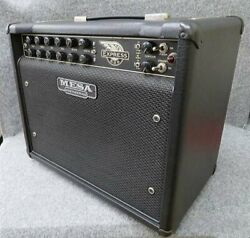 Used Mesa Boogie Express 525 Voltage Is 100v.