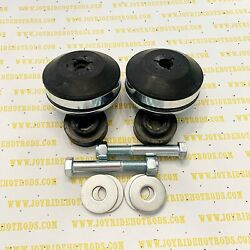Flathead Ford Donut Motor Mounts 1932-53 Ford And More- 1 Pair- Hot Rod - Truck