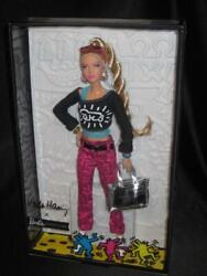 The Barbie Signature Styled By Kieth Haring Articulated X Barbie And Sketch Nrfb