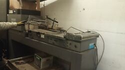 Beseler T-14-8 Heat Shrink Tunnel And L Bar Sealer In Very Good Condition