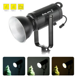 Falconeyes Bl-30td Ii Led Continue Video Light 300w Bi-color Portable For Camera