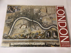 Old London 1690s Jigsaw Puzzles 750 Pcs Adult Kids Educational Toys New