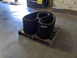 Single Summit Used 18rubber Track - Fits Asv Terex | Free Shipping-457x101.6x51