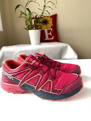 Salomon Speed Cross Women#x27;s Trail Running Shoes Size 6.5 $39.99