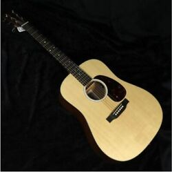 Martin D-10e-02 Natural Acoustic Guitar Shipped From Japan