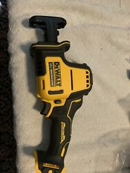 New Dewalt Dcs312 B 12v Xtreme Brusless Sub Compact Reciprocating Saw -tool Only