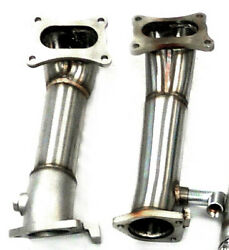 Obx Racing Sports Exhaust Down Pipe For 2013 - 2017 Honda Accord V6 J35yx