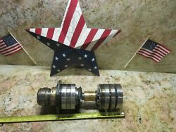 Dmg Gildemeister 32 Cnc Lathe Live Tool Tooling Spindle 605662-0b9609107-6/0