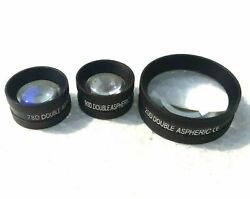 Best Offer Free Shipping Non Contact Aspheric Lens 20d 90d And 78d