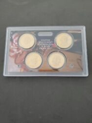 2007 And 2008 Us Mint Presidential 1 Proof Sets