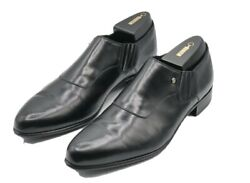 New Zilli Leather Shoes Size Eu 45 Uk 11 Us 12 In Box