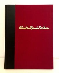 The Lithographs Of Charles Banks Wilson By David C. Hunt Text Copyright 1989