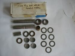 New Ford 1949 1950 1951 Mercury King Pin Spindle Bolt Kit 8m-3111