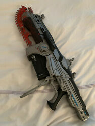 Gears Of War 2 Exclusive Lancer - Xbox 360 - Neca Collectible