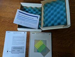 Vintage Apple Iie 80-column Text Card Manuals Paperwork And Box No Card Included