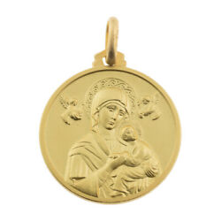 Gold Medal Of Our Lady Of Perpetual Succour