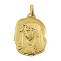 Our Lady Of Sorrow Gold Medal