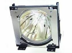 Replacement Lamp And Housing For Sharp Bqc-xgv10wu Lamp And Cage
