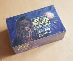 Booster Box Star Wars Ccg Decipher - A New Hope Japanese - Limited Edition Neuf