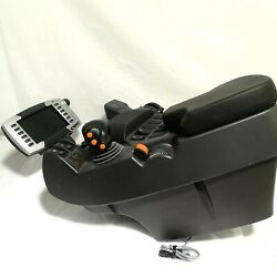 Agco Armrest Assembly System 555263d3 For Certain Challenger Models With Screen