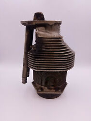 Vintage Continental A65 6674 Cylinder Aircraft Airplane Engine Untested E5748