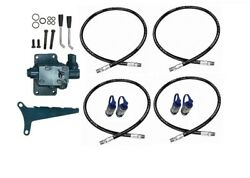 Ford Tractor Double Spool Dual Hydraulic Rear Remote Valve Kit
