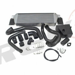 Rev9 Front Mount Intercooler With Boost Pipings Kit Fmic Fit Wrx 2015-20