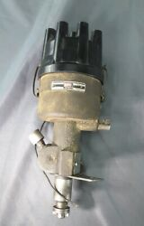 Vintage Holley Distributor Model 1352 1950's Automobile For Parts Or Repair