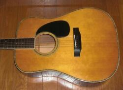 Rare Tf Morris Special W-50 Acoustic Guitar Shipped From Japan
