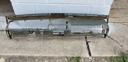 1968 Dodge Charger Rallye Dash Frame Air Conditioning A/c 68 Needs Tlc Repair 69