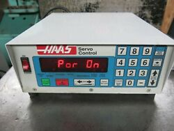 Haas Servo Control For Haas Cnc 4th Axis And Collet Indexers