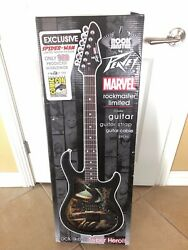 Signed By Stan Lee And Todd Mcfarlane Peavey Marvel Rockmaster