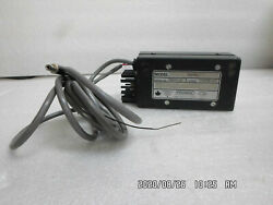 Promac Battery Eliminato/charger X20-bec. Used