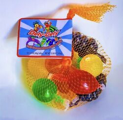 Tik Tok Dely Gely Fruit Jelly Candy 10 Pieces Per Bag🍍🍓🍊🍇🍏