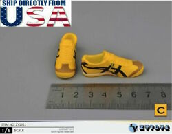 1 6 Scale Sneakers Shoes Bruce Lee Kung Fu For 12quot; Hot Toys Male Figure U.S.A.