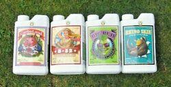 Advanced Nutrients Big Bud,carboload ,b-52 And Rhino In Stock Free Frt