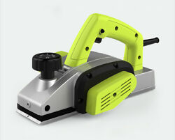 1000w Handheld Electric Wood Planer Powerful Woodworking Power Tools 220v
