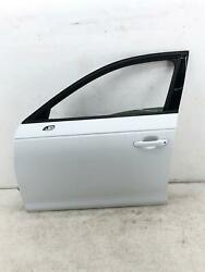2017-2019 Audi A4 Left Front Door Shell Ibis White Ly9c Tempered Glass Oem