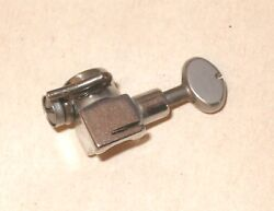 Original 401a 500 503 Rocketeer Singer Sewing Machine Needle Clamp Chrome 172224
