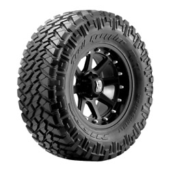 4 New Nitto Trail Grappler M/t 125p Tires 2857016285/70/1628570r16