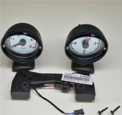 Smart Fortwo 451 Additional Instruments Diesel Clock And Tachometer Genuine New