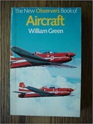 New Observers Book Of Aircraft New Observer#x27;s Pocket $23.75