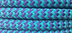 7/16andrdquo X 100 Ft Pre-cut Double Braid-yacht Braid Polyester Rope Hank
