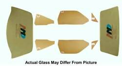 Glass Kit - Clear - 55-59 Chevy Gmc Truck W/ Large Back Glass '55 2nd Series