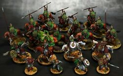 Pro Painted, Lord Of The Rings, Games Workshop, Rohan Heroes With Royal Guard