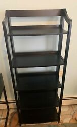 Bookshelf From Ikea. Black. Great Condition. Pickup In Queens Ny.andnbsp