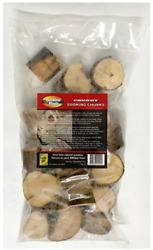 Sf402 Bbq Smoking Grilling Chunks 10kg Cherry Wood Flavoured Mild Sweet Fruity